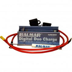 Balmar Digital Duo Charge - 12-24V
