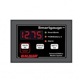Balmar Smartgauge Battery Monitor - 12-24V