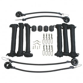 Lee-s Deluxe Rigging Kit - Double Rig Up To 37ft-
