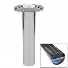 Lees 0 Stainless Steel Bar Pin Rod Holder - 2- O-D-