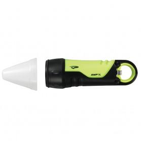 Princeton Tec Amp 1L w-Bottle Opener Cone - Neon Yellow