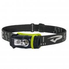 Princeton Tec Axis Rechargeable LED HeadLamp - Green-Grey