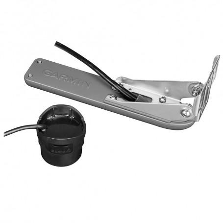 Garmin GT30-TM ClearV-SideV TM and GT8HW-IH High Wide In-Hull Transducer Bundle