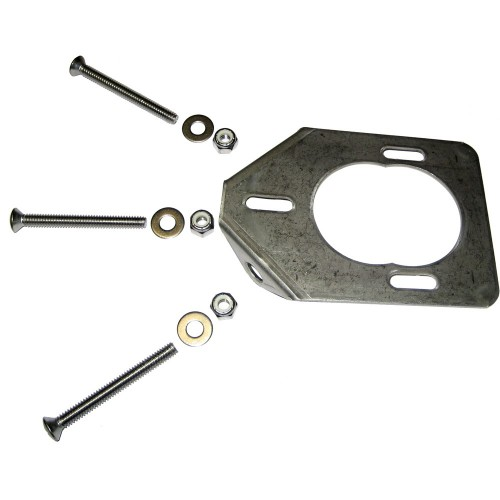 Lee-s Stainless Steel Backing Plate f-Heavy Rod Holders