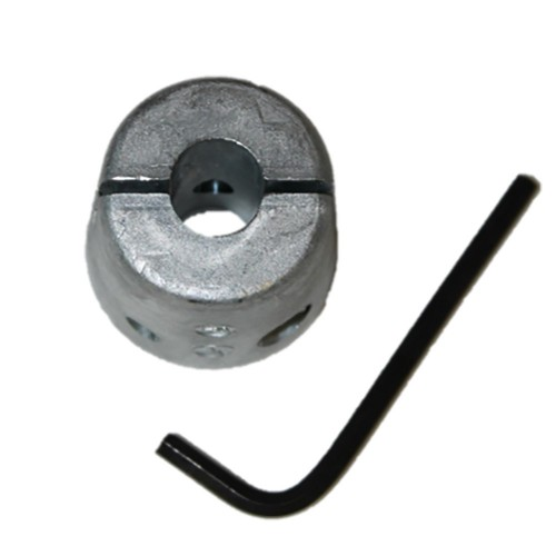 Ice Eater by The Power House Aluminum Anode - 1-2- Diamater - Fits All Models