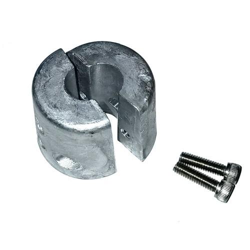 Tecnoseal De-Icer Anode - -50- Aluminum - 1-2- Shaft - -5HP--75HP