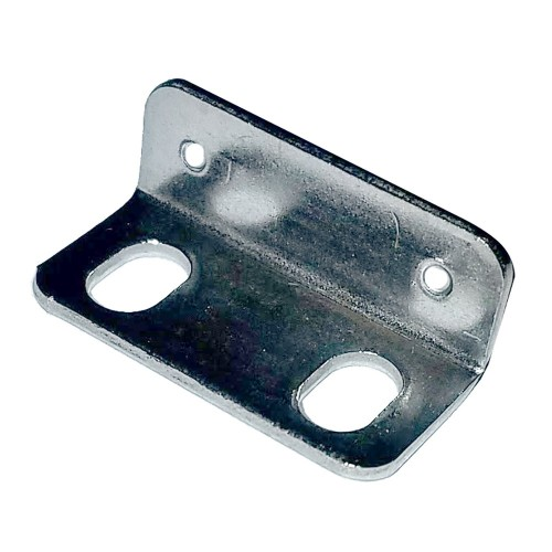 Southco Fixed Keeper f-Pull to Open Latches - Stainless Steel