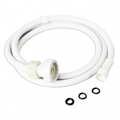 Whale Shower Hose Assembly - 1-5M - White