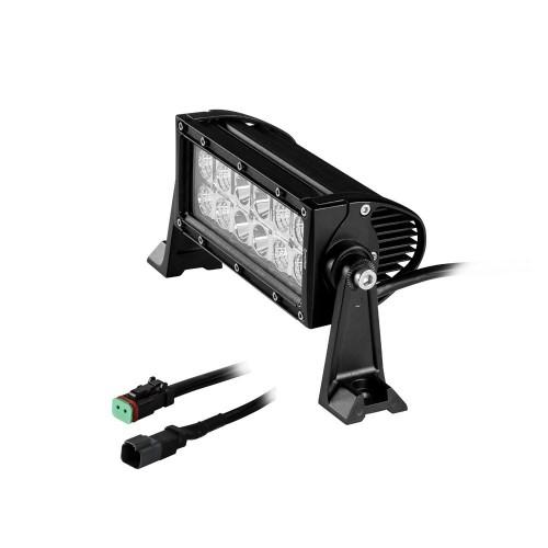 HEISE Dual Row LED Light Bar - 8-