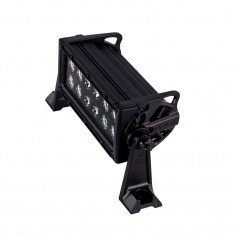 HEISE Dual Row Blackout LED Light Bar - 8-