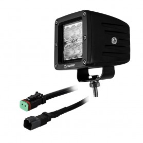 HEISE 6 LED Cube Light - Flood Beam - 3-
