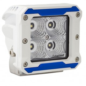 HEISE 4 LED Marine Cube Light - Flood Beam - 3-