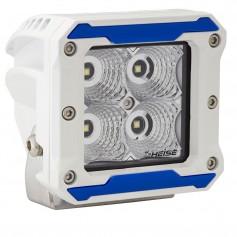 HEISE 4 LED Marine Cube Light - Flood Beam - 3-
