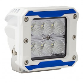 HEISE 6 LED Marine Cube Light - Flood Beam - 3-