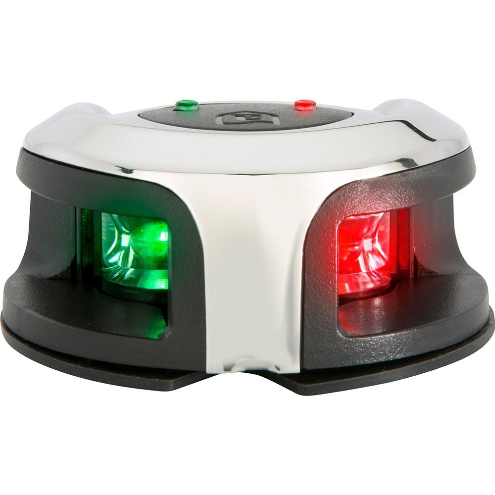 Deck Boat Navigation Lights: Attwood LightArmor Bow Mount Navigation Light
