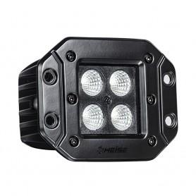 HEISE Blackout LED Cube Light - Flush Mount - 3-
