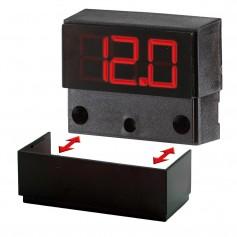Paneltronics Digital DC Ammeter - 0-100DCA 12-24 Volts System