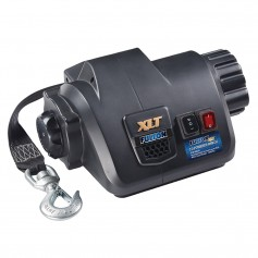 Fulton XLT 7-0 Powered Marine Winch w-Remote f-Boats up to 20