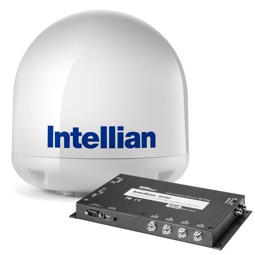 Intellian I3 US System w-MIM Switch