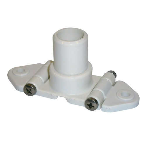 Glomex 1- Mini Versatile Shaft Base Mount f-weBBoat 4G Plus