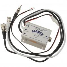 Glomex VHF-AIS-Radio Splitter - 12VDC
