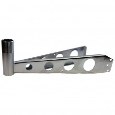 Glomex Mast Mount Bracket 1- - 14 Thread