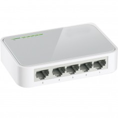 Glomex 150MBPS Wireless N Nano Router-Access Point - 5 Port