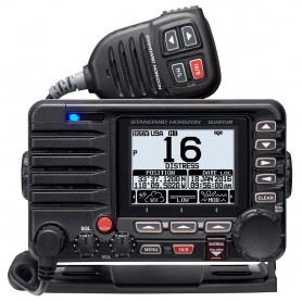 Standard Horizon Quantum GX6000 25W Commercial Grade Fixed Mount VHF w-NMEA 2000 Integrated AIS receiver