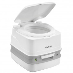 Thetford Porta Potti 335 Marine Toilet w-Hold Down Kit