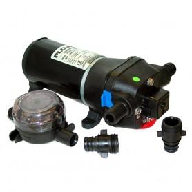 FloJet Heavy Duty Deck Wash Pump - 40psi-4-3GPM-12V