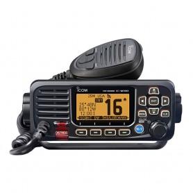 Icom M330 Compact VHF Radio - Black