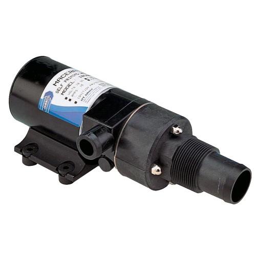 Jabsco Sealed Macerator Self-Priming Pump