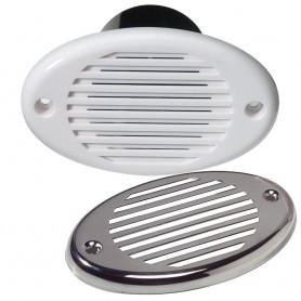 Innovative Lighting Marine Hidden Horn - White w-Stainless Steel Overlay