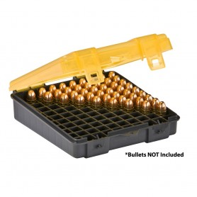 Plano 100 Count Small Handgun Ammo Case