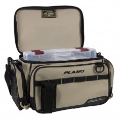 Plano Weekend Series Tackle Case - 2-3600 Stowaways Included - Tan