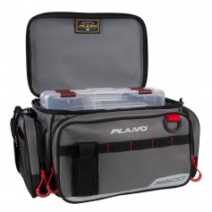 Plano Weekend Series Tackle Case - 2-3600 Stowaways Included - Gray
