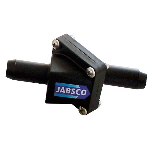 Jabsco In-Line Non-return Valve - 3-4-