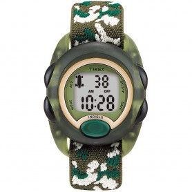 Timex Kids Digital Nylon Strap Watch - Camoflauge
