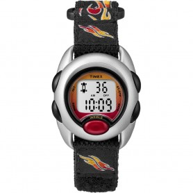Timex Kids Digital Nylon Band Watch - Flames