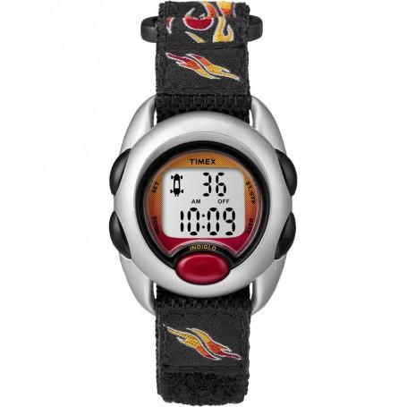 Timex Kids Digital Nylon Band Watch - Flames