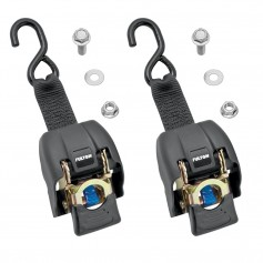 Fulton Transom Ratchet Tie Down - 2- x 43- - 2-Pack