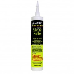 BoatLIFE Silicone Rubber Sealant Cartridge - White