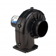 Jabsco 4- 250 CFM Flangemount Heavy Duty Blower - 12V