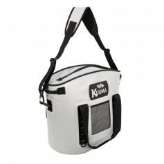 Kuuma 22 Quart Soft-Sided Cooler w-Sealing Zipper - Waterproof Coated Nylon