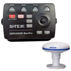 SI-TEX Explorer NavPro w-Wi-Fi GPK-11 GPS Antenna