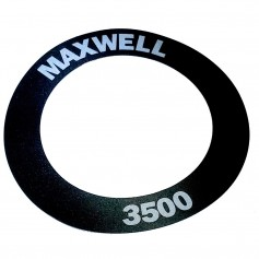Maxwell Label 3500