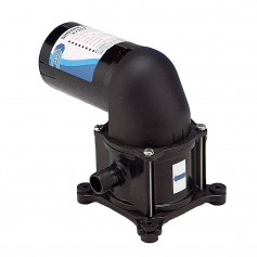 Jabsco Shower Bilge Pump - 3-4GPM - 12V