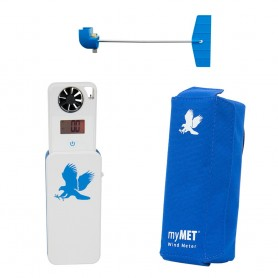 WeatherHawk myMET Wind Meter Kit