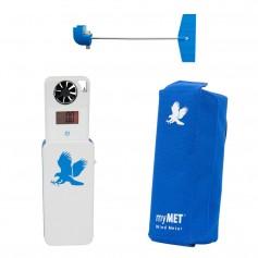 WeatherHawk myMET Wind Meter Kit
