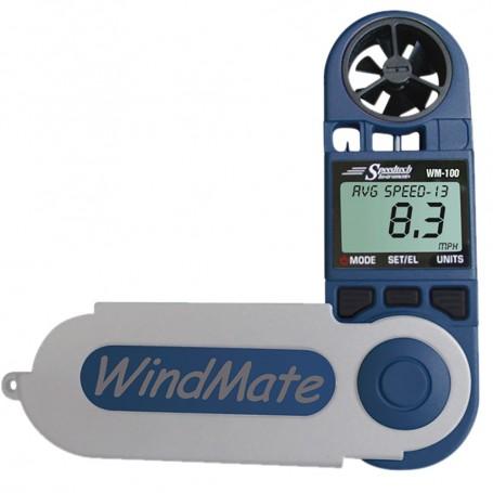 WeatherHawk WM-100 WindMate Basic Handheld Wind Meter